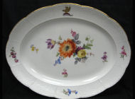 Meissen Porcelain - serving tray