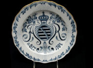 Meissen Porcelain - Hand-painted plate 1