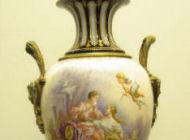 Sevres Porcelain - L. Tisserand Urn