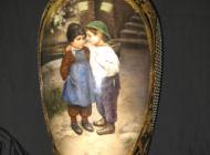 Royal Vienna Porcelain - Wagner Urn