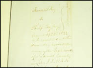 Francis Scott Key - Affidavit of Manumission