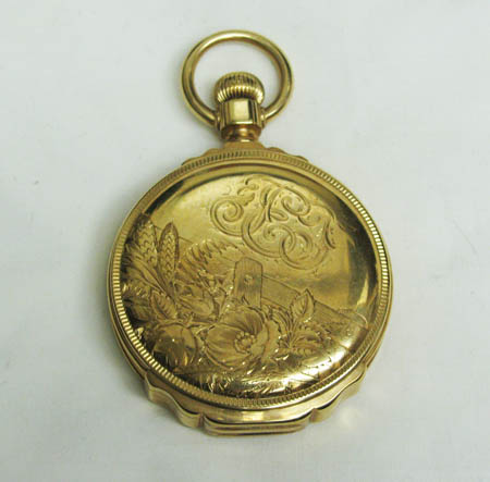 american waltham co pocket watches chicago