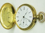 Breitling-Laederich Pocket Watch