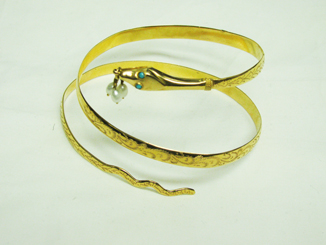 serpent armband bracelet chicago jewelry appraisers