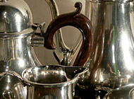 Fisher Silversmiths, Inc. - Sterling Tea and Coffee Service