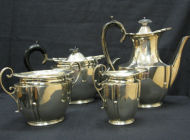 Goldsmiths and Silversmiths - Sterling Tea and Coffee Service