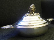 Paris Puiforcat - Sterling Tureen