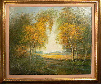 Oil Painting Appraisal Michigan