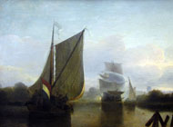 In the manner of Salomon van Ruysdael