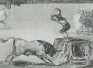 Francisco de Goya - La Tauromaquia
