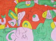 Joan Miro - Ubu Roi VI