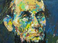 LeRoy Neiman - Lincoln
